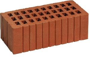 Кирпич керамический пустотелый 1,4 НФ