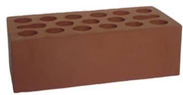 Цвктной силикатный кирпич